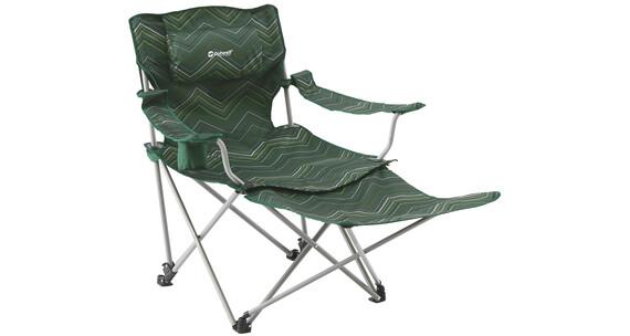 Outwell Windsor Hills Folding Chair green